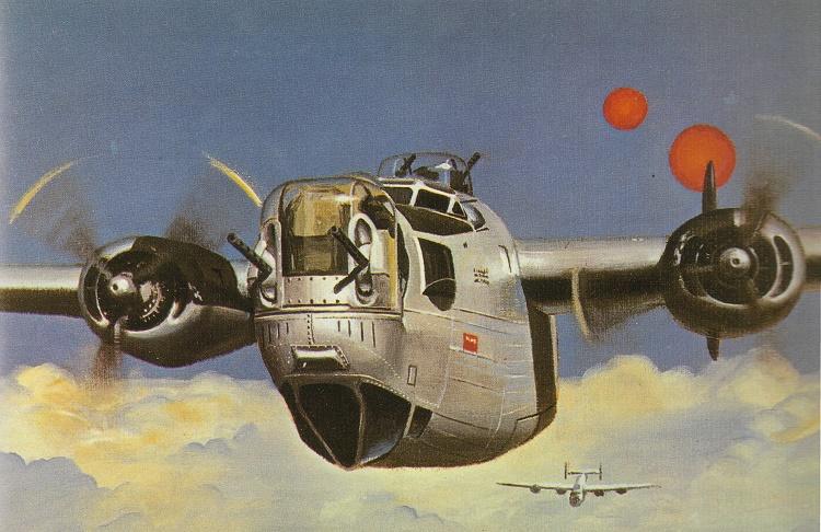 1944 bol allemagne b24