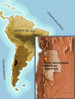 Aconcagua argentine