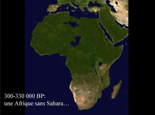Afrique 300000ans