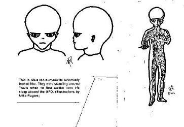 Aliens travis walton