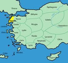 Anatolie royaumesanciens
