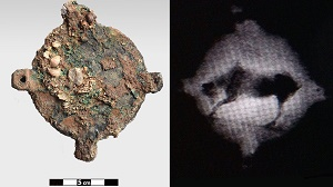 Antikythera disc mini
