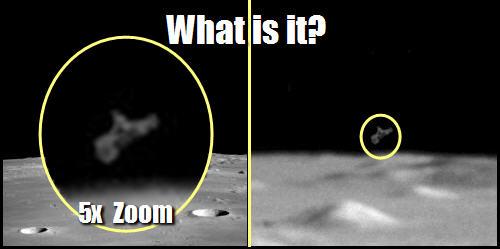 Apollo mission moon ufo 1