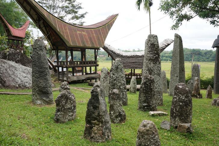 At bori tana toraja sulawesi selatan south sulawesi province sulawesi celebes island indonesia