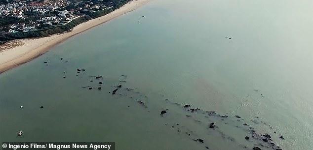 Atlantis tartessos restesdumur75mepaisseur