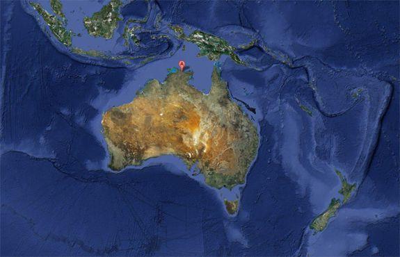 Australie jawoyn0