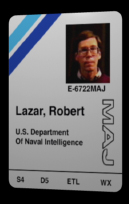 Badge lazar 1