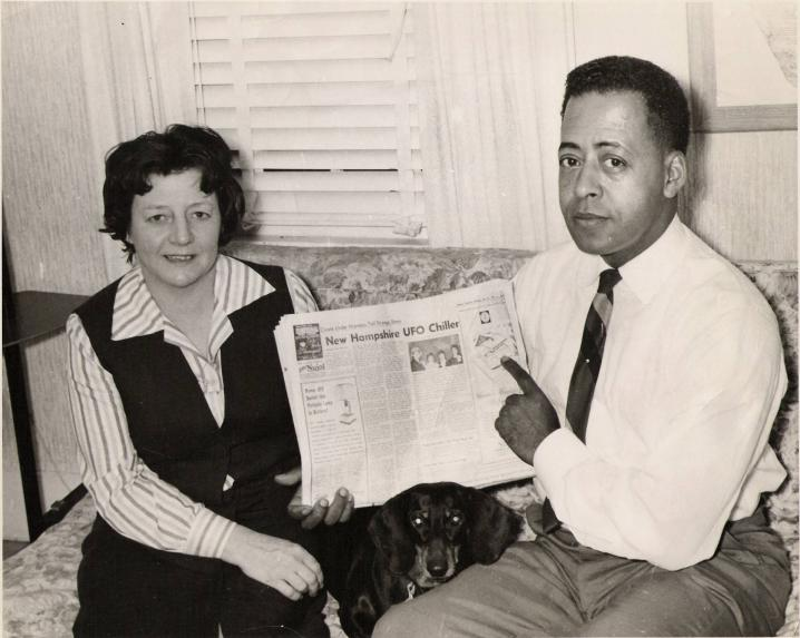 Betty et barney hill
