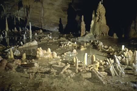 Bruniquel stalagmites cnrs 20160048 0007
