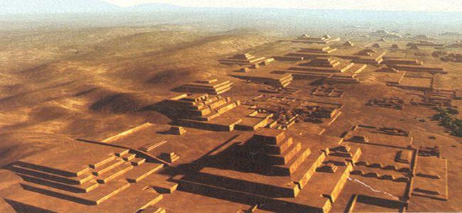 Cahuachi reconstitution