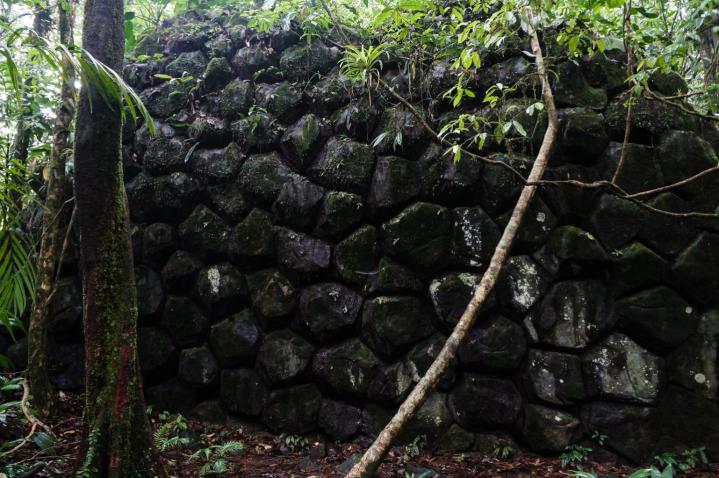 Cantagallo mur