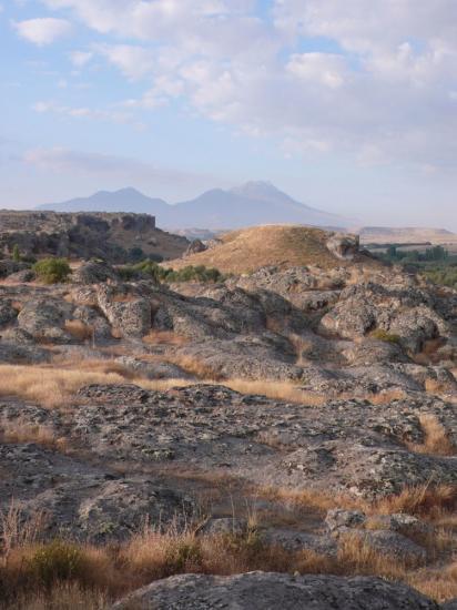 Capadoce landscape
