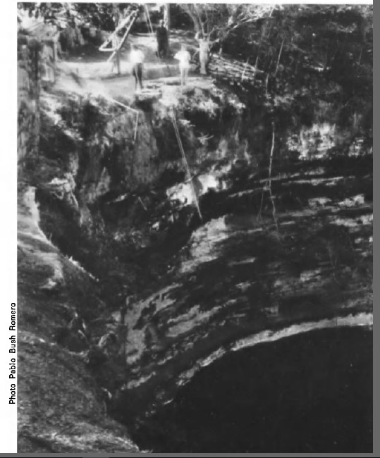 Cenotechichen itza1