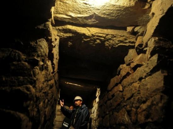 Chavin subterranea 1