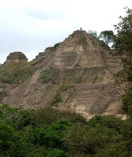 Chiapas mexique pyramide75mini