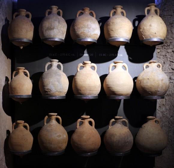Collezione delle anfore romane studiate da heinrich dressel 01 580x560