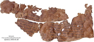 Dead sea scrolls mini