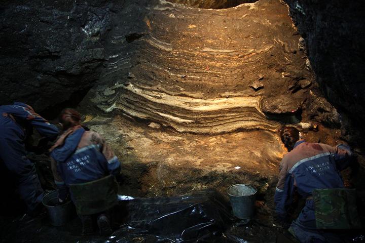 Denisova fouilles1