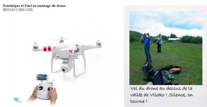 Drone bosnie