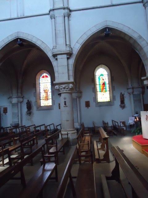 Eglise mayet montagne5