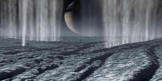 Encelade nasa karl kofoed