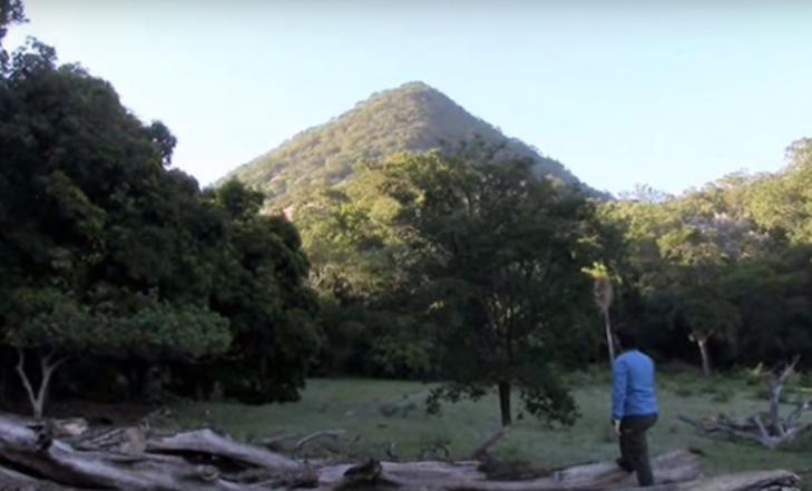 Equateur pyramide cascade