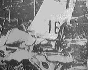 F 51dmustang crash