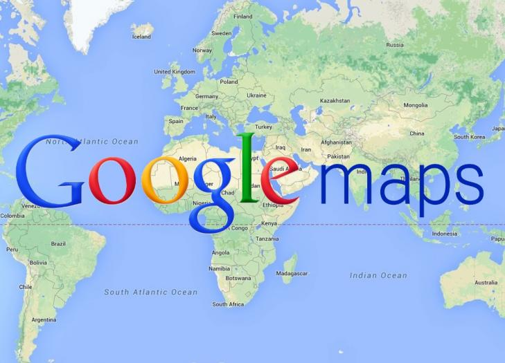 Googlemaps 1