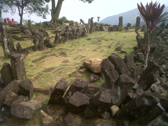 Gunung padang site