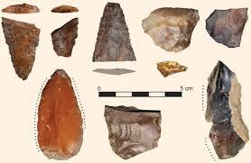 Idaho artefacts