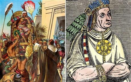 Inca empereur