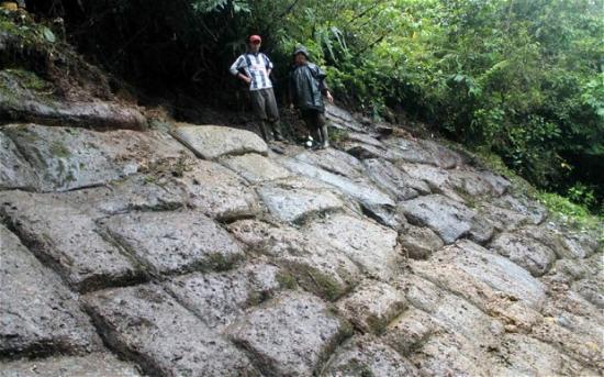 Inca guatemala mur