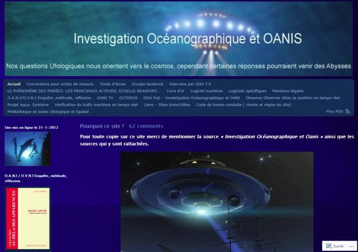 Investigationsoanis