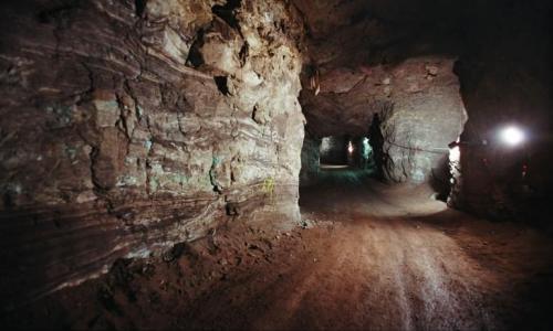 Israel park timna mines2