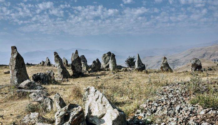 Karahunj megaliths