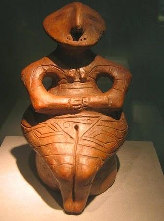Karanovo statue 1