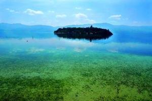 Lacul fuxian 2