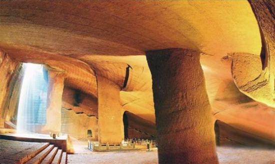 Longyou caves 1