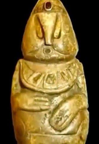 Maya artefact