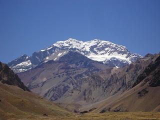 Monte aconcagua mini