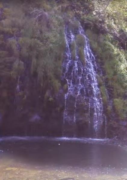 Montshasta cascade