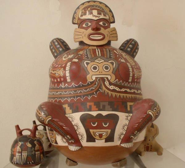 Nazca poterie1