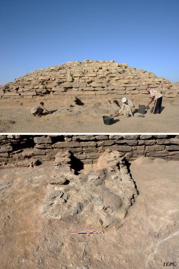 Offrandes pyramide
