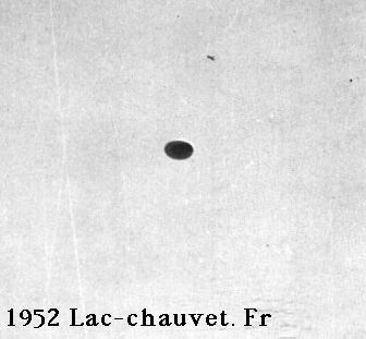 Ovni france lacchauvet 1952