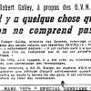 Ovni mars1974 galley ministre