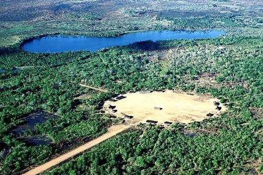 Parc indigene du xingu