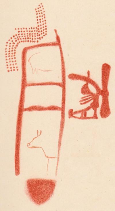 Peintures murale espagne neanderthal3