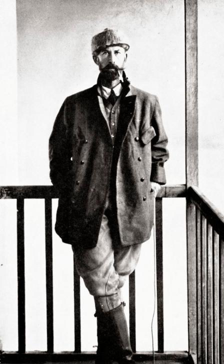 Percyfawcett