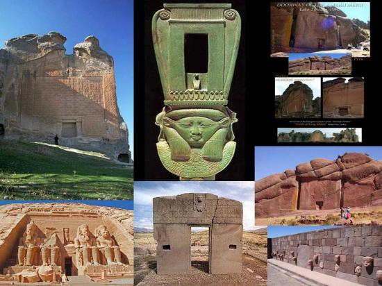 Perou egypte inde