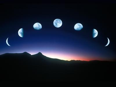 Phases lune